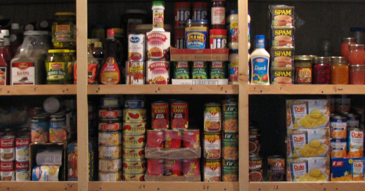 Managing Your Pantry - Stock Rotation Software – DRALOS™ - Prepare ...