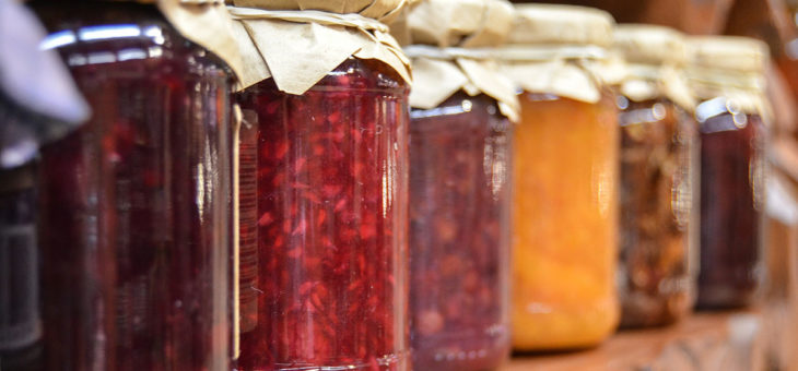 When Canning is More Than a Hobby