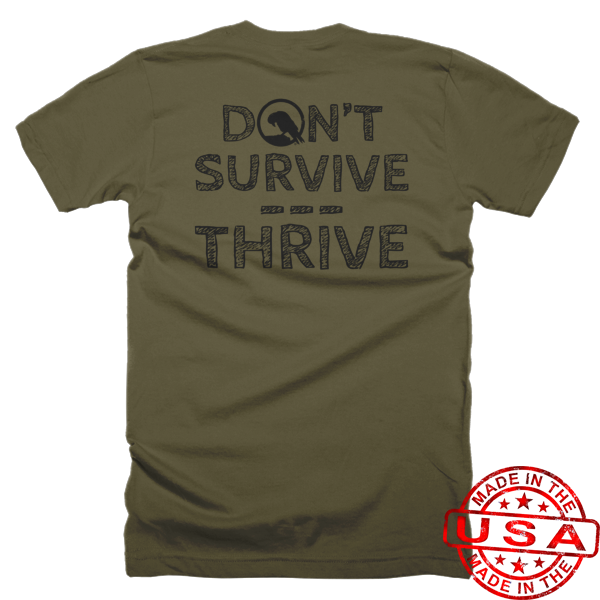 dralos u2122  quot don t survive thrive quot  t shirt dralos Cancer Ribbon Silhouette Ribbon Banner Vector
